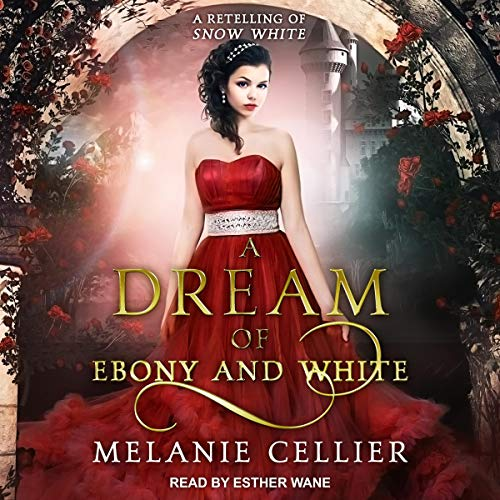 A Dream of Ebony and White Audiobook By Melanie Cellier cover art