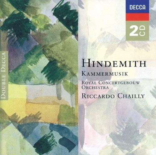 Hindemith: Kleine Kammermusik, Op.24, No.2, for wind quintet - 4. Schnelle Viertel