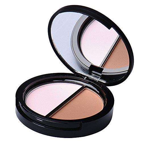 Maquillage Bronzer & surligneur Parage poudre cosmétique visage Concealer # 1