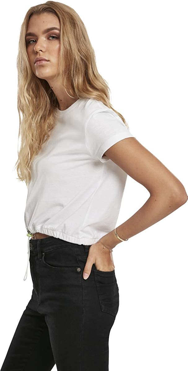 Cropped Tunnel Top Urban Classics Ladies