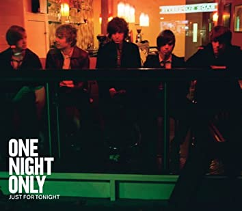 Just For Tonight (single)