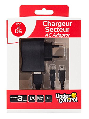Multi-oplader + USB-kabel DS Zwart onder controle