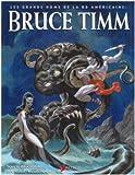 Bruce timm. les grands noms de la BD americaine