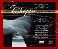 Great Chopin Performers: The Warsaw Recordings by FREDERIC CHOPIN (2010-05-25)