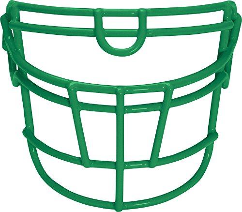 Schutt Sports Super Pro Fußball-Gesichtsschutz aus Karbonstahl Varsity RJOP-UB-DW, Kelly Green