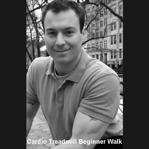 Cardio Treadmill Beginner Walk cover art
