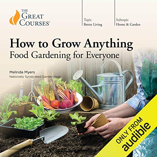 『How to Grow Anything』のカバーアート