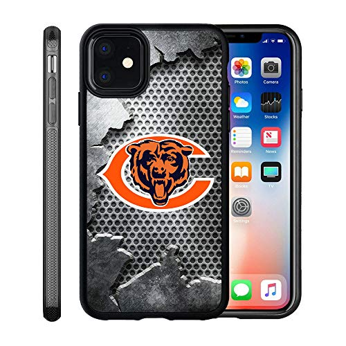 Bears iPhone 11 Case Cover Bears Design Slim Fit Shockproof Anti-Scratch Shell for iPhone 11 6.1 Inches (2019 Release)