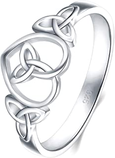 sterling silver mothers day rings