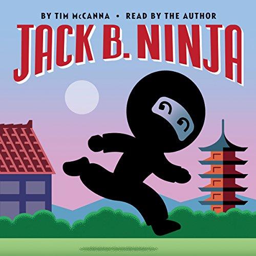 Jack B. Ninja audiobook cover art
