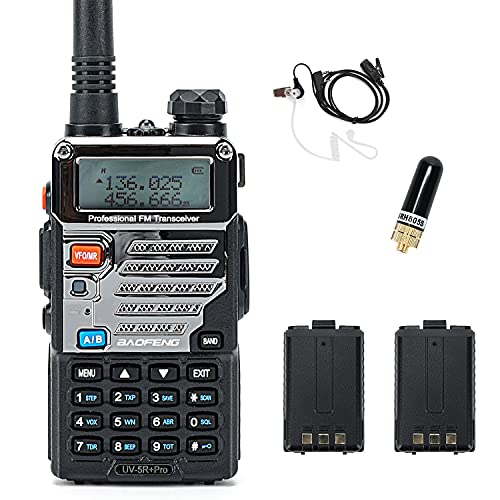 radio litio de la marca BaoFeng