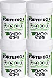 Xterminate XXL 16g Smoke Bomb Fogger Killer For Fleas, Bed bug, Carpet Moths, Cluster Fly, Silverfish, Carpet Beetle Insects (HSE Approved And Tested) (4)