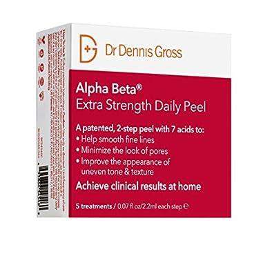 Dr Dennis Gross Skincare Alpha Beta Peel, Extra Strength - Pack of 5 from Dr Dennis Gross Skincare