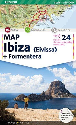 Mapa Ibiza + Formentera (Mapes)
