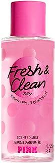 Victoria s Secret rosa con un toque–Fresh & Clean–todo el cuerpo Mist 8.4oz
