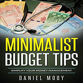 Minimalist Budget Tips audiobook cover art