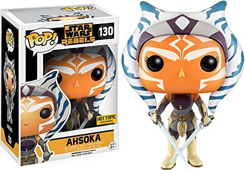 Funko Pop Star Wars Ahsoka Tano Hottopic Exclusive by Unknown