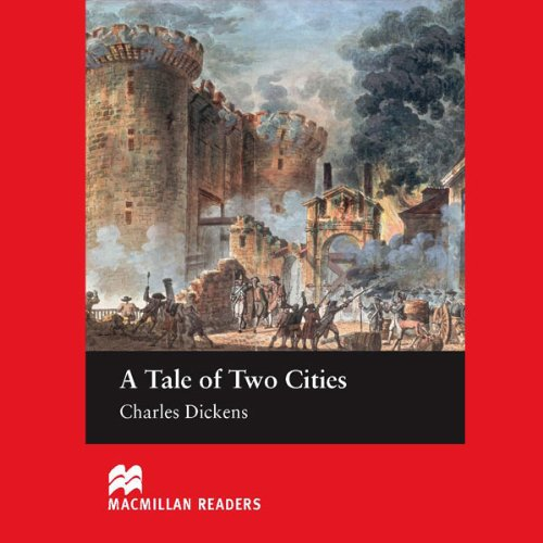 'A Tale of Two Cities' for Learners of English audiobook cover art