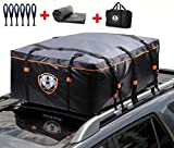 Best Bag Sacks - Waterproof Rooftop Cargo Carrier - Heavy Duty Roof Review