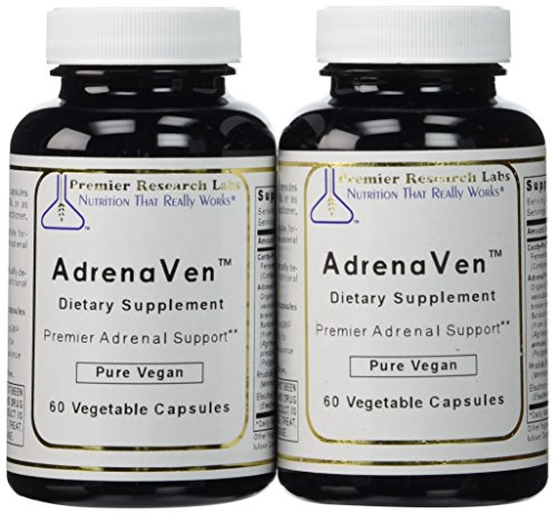 AdrenaVen by Premier Research Labs --60 Count (Pack Of 2) (Packaging May Vary)