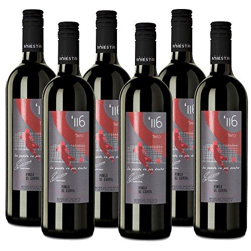 MINUTO 116 Tinto Iniesta (6 Flaschen)