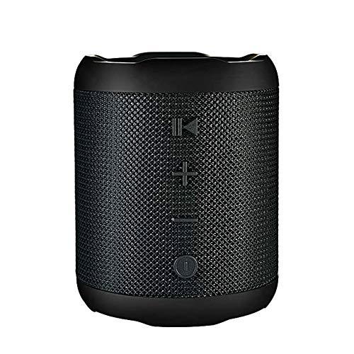 NCRD IPX6 Altavoz Bluetooth Impermeable, Altavoz inalámbrico portátil Bluetooth 4.2 con Bajos Ricos HD Sonido estéreo, Altavoz para el hogar, al Aire Libre, Viajes