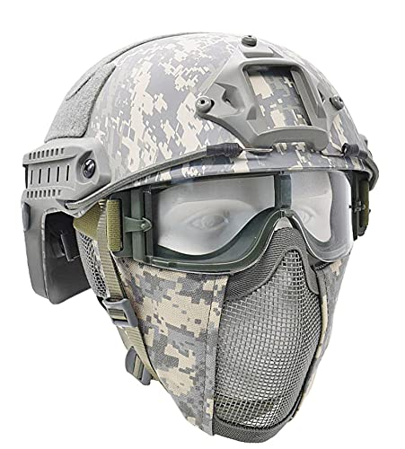 Top 10 best selling list for airsoft helmet goggles and mask