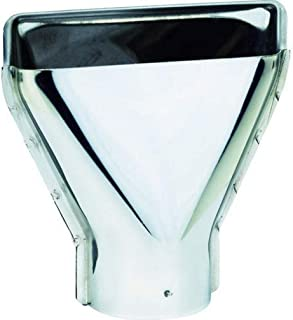 Bosch 1609390451 SurfACE-mondstuk voor Bosch Hittepistolen voor alle modellen Reflector mondstuk 75 x 33.5 mm Wit/Zwart