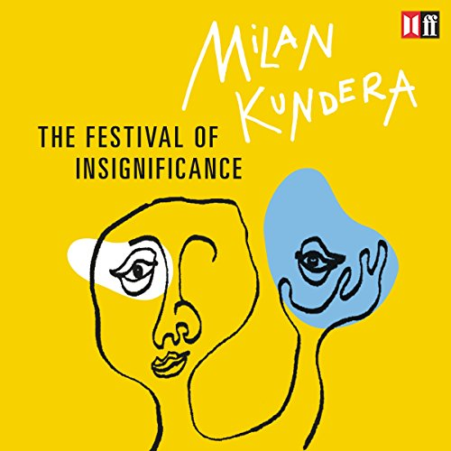 The Festival of Insignificance cover art