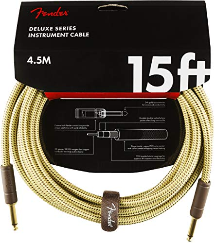 Fender Deluxe Series - Cable (4,5 m)