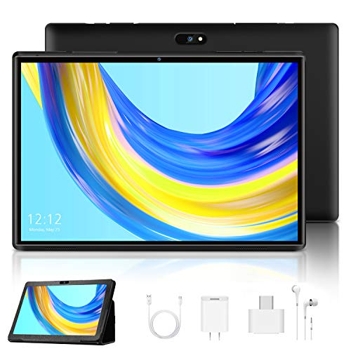 Tablet 10 Inch, Android 9.0 Pie Tablets 3GB/32GB /128GB Expand 8MP 8000mAh Tablets 4G/WiFi/Bluetooth/GPS, Google GMS Certified Tablet PC