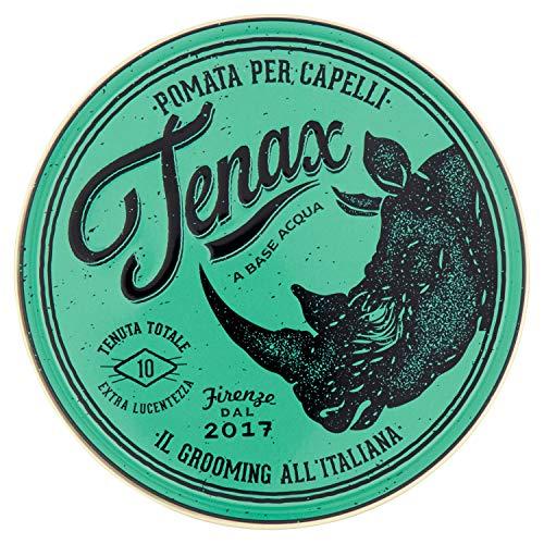 Tenax Proraso 428002 - Pomata per capelli a base d'acqua, tenuta totale, extra lucentezza, 125 ml