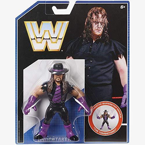 wrestling masks WWE Mattel Retro Serie 1 - The Undertaker Box