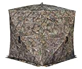 Best Ground Blinds - Rhino Blinds R180 3 Person See Through Hunting Review