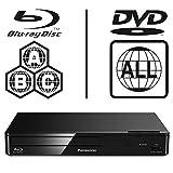 Best Smart Blu Ray Players - Panasonic DMP-BD83EB-K Smart Network Blu-ray Disc Player Review