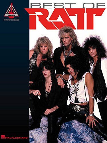 Best of Ratt (Guitar Recorded Versions)