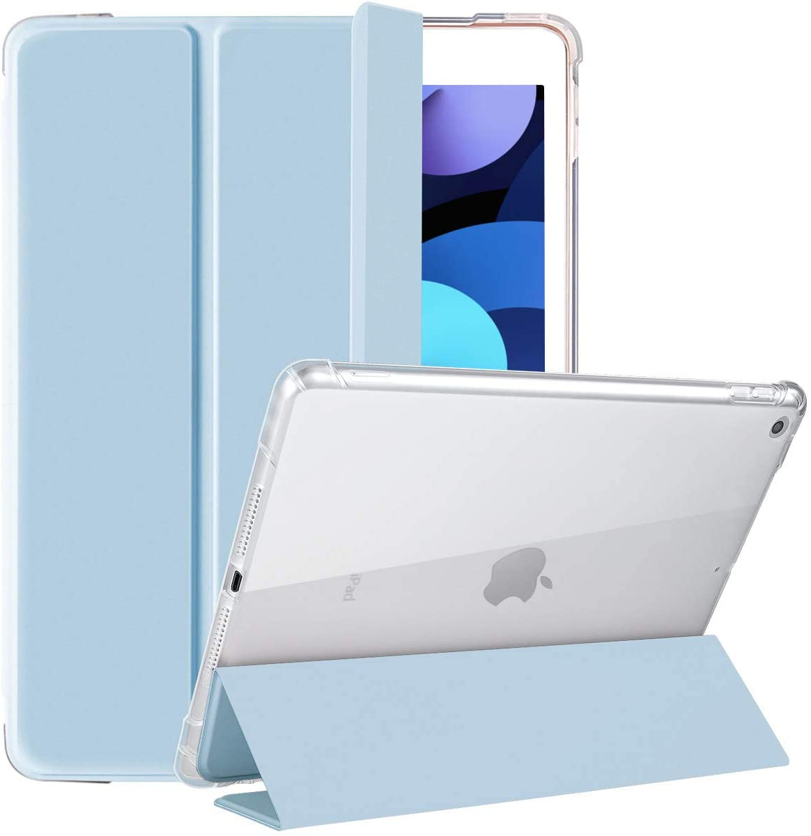 Louisville-Jefferson County Discount is also underway Mall SIWENGDE Compatible for iPad 9 8 2021 Case 2020 7 Generation 20