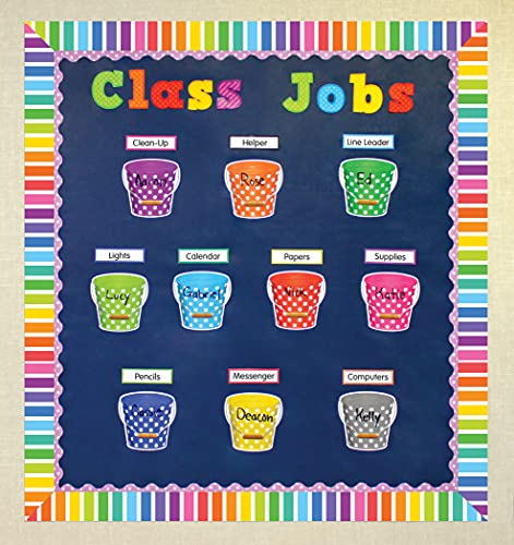 """Teacher Created Resources Playful Patterns Bold Block 4"""" Letters Combo Pack 3851 Photo #2"""