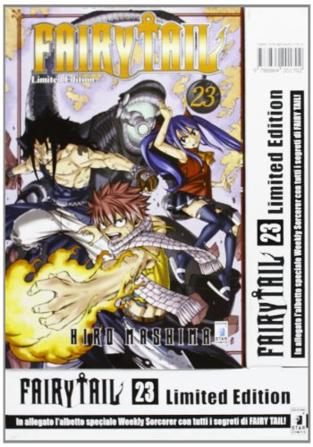 Fairy Tail. Ediz. limitata (Vol. 23)