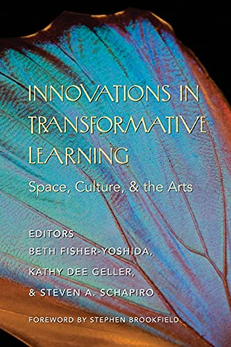Innovations In Transformative Learning Space Culture And The Arts Counterpoints