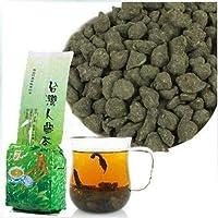 250g (0.55LB) ウーロン茶乌龙茶 りょくちゃ緑茶中国茶飲料茶葉お茶Famous Taiwan Ginseng Oolong Tea, Chinese Ginseng Tea, Wu long Tea Green Food oolong tea Green tea