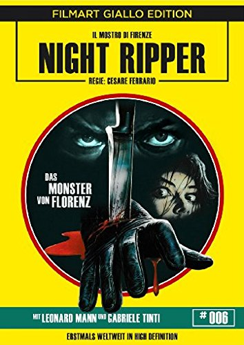 Night Ripper - Das Monster von Florenz [Blu-ray] [Limited Edition]