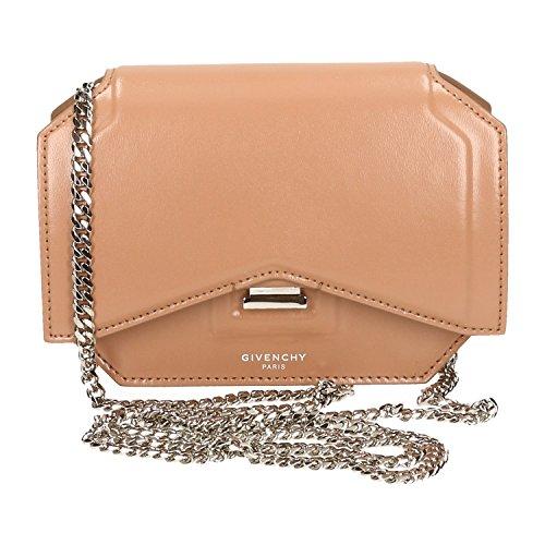 WALLET GIVENCHY, borse a mano,chiusura a scatto,mini,tasca interna con zip,tracolla removibile,tracolla in metallo, MADE IN ITALY - 100LF