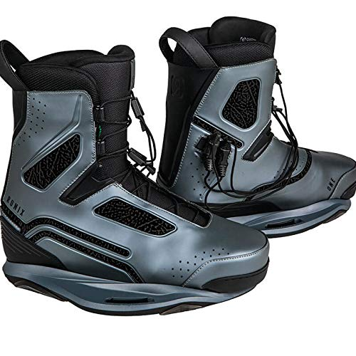Ronix Wakeboard Bindings One Boot - Space Craft Grey - Intuition - 6-7