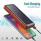 Zoom IMG-2 sweye power bank solare 26800mah