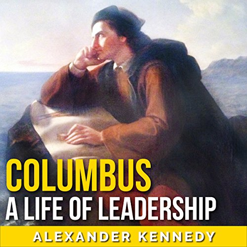 Columbus audiobook cover art