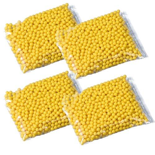 4x UMAREX COMBAT ZONE Airsoft bolas de 0,12 g 4,000 pcs