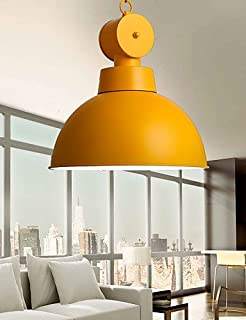MEIREN Modern Pendant Light in Circle Featured Lampshade , warm white-110-120v
