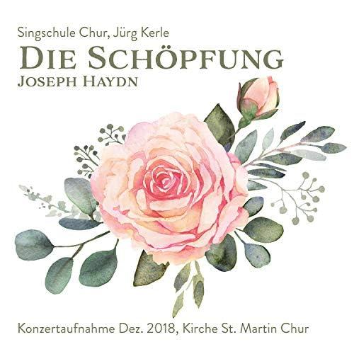 Singschule Chur, Joseph Haydn, Jürg Kerle, Szabina Schnöller, Lilian Köhli, Martin Zysset & Martin Roth