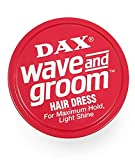 Dax Wave & Groom Hair Dress 3.5 Ounce Jar (103ml)